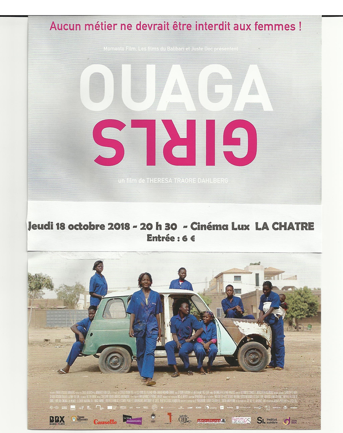 OUAGA GIRLS_ 18 octobre