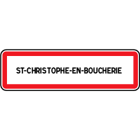 Saint Christophe en Boucherie