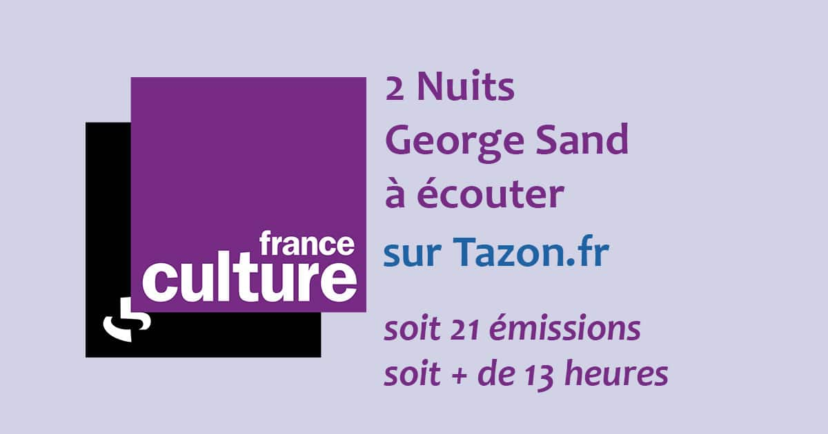 france_culture_george_sand
